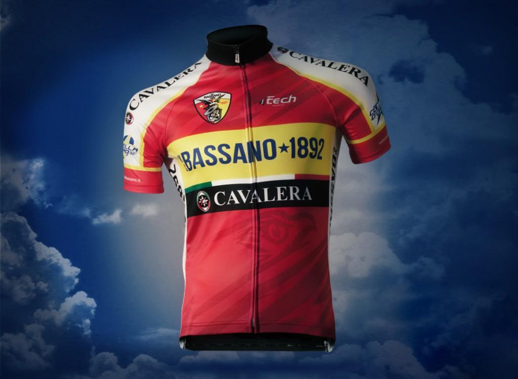 V c bassano 1892 cycling jerseys a s g sport solutions for De marchi arredamenti bassano