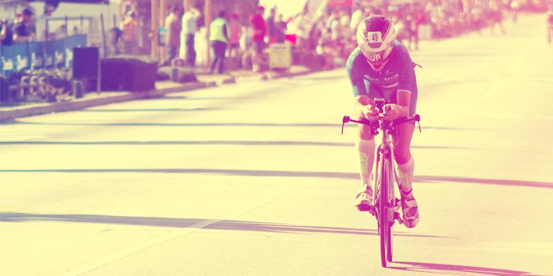 Triathlon bike split