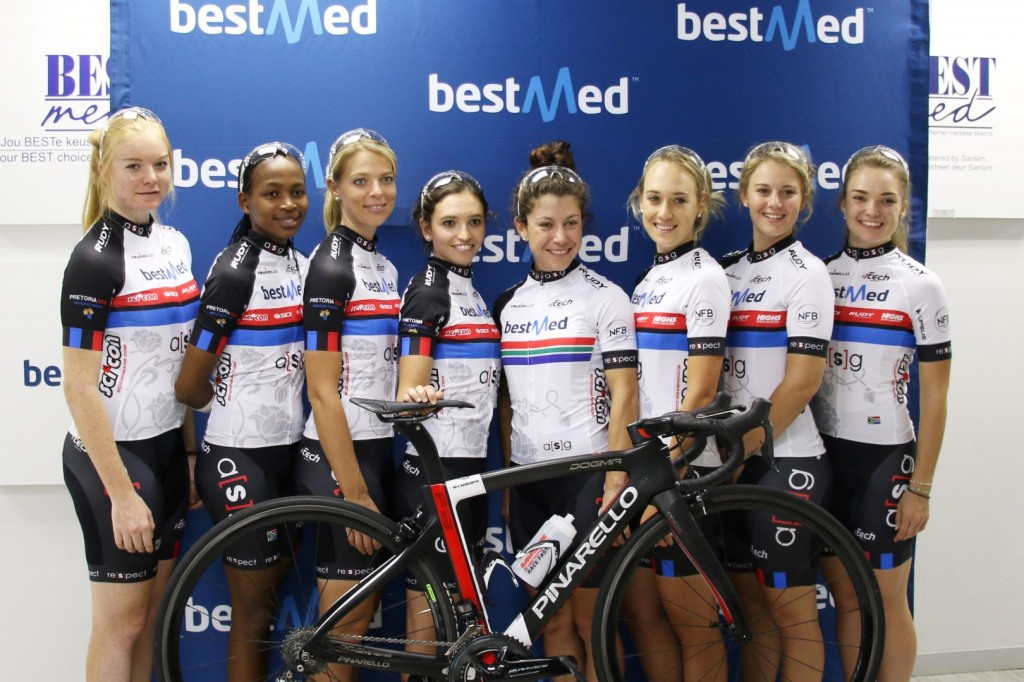 The 2017 Bestmed-ASG team.