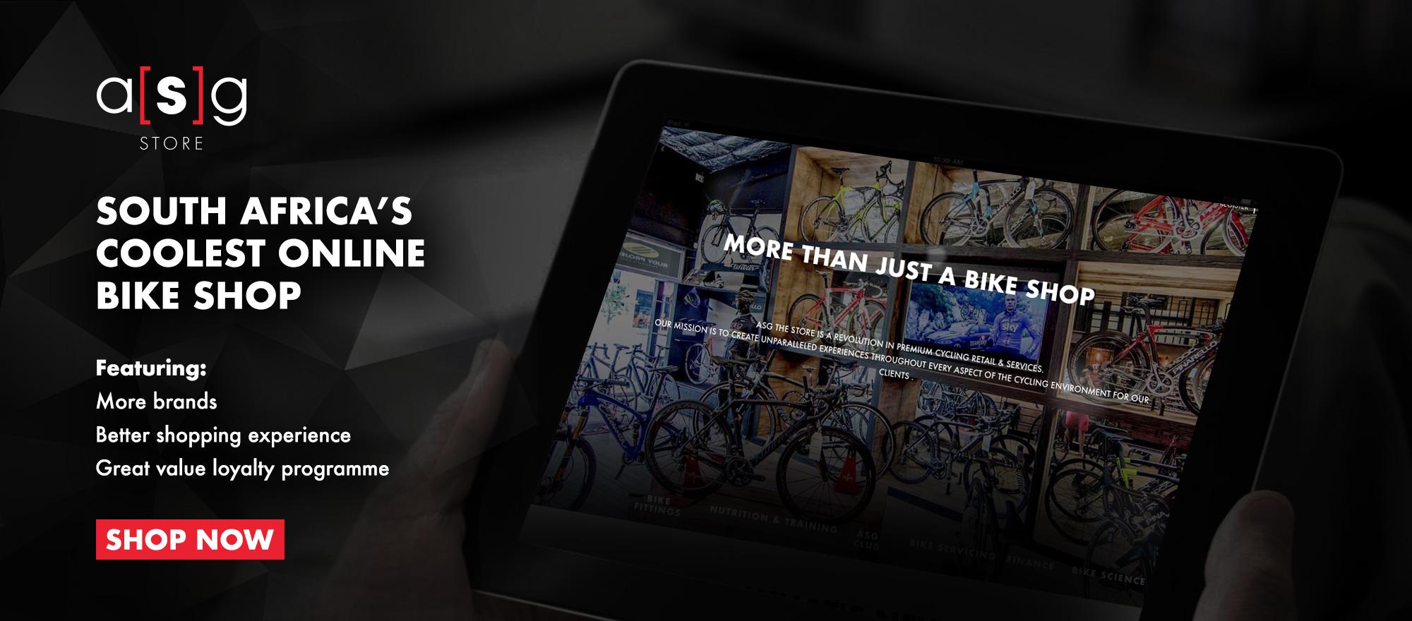 revolution bike store